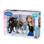 Puzzle  King-Puzzle-05293-B The Snow Queen