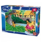 Puzzle  King-Puzzle-05316-B The Jungle Book