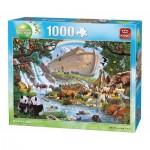 Puzzle  King-Puzzle-05330 Noah's Ark