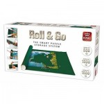 King-Puzzle-05341 Roll & Go - Jigsaw Puzzle Mat - 500 to 1500 Pieces