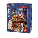 Puzzle  King-Puzzle-05360 Santa's Desk