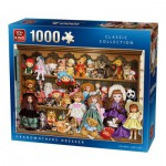 Puzzle  King-Puzzle-05365 Grandmothers Dresser