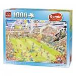 Puzzle  King-Puzzle-05546 Soccer Stadium