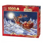 Puzzle  King-Puzzle-05601 Santa's Sleigh