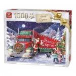 Puzzle  King-Puzzle-05618 Santa Express Christmas