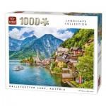 Puzzle  King-Puzzle-05650 Hallstatt, Austria