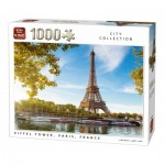 Puzzle  King-Puzzle-05661 Eiffel Tower