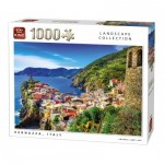 Puzzle  King-Puzzle-05665 Vernazza, Italy