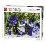 Puzzle  King-Puzzle-05676 Dutch Souvenir
