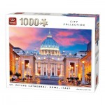 Puzzle  King-Puzzle-05706 St. Peters Cathedral Italy