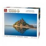 Puzzle  King-Puzzle-05711 Mont Saint-Michel, France