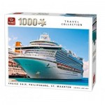 Puzzle  King-Puzzle-05714 Cruise Ship