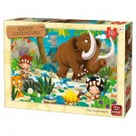 Puzzle  King-Puzzle-05791 The Mammoth