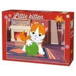 Puzzle  King-Puzzle-05796 Kitten