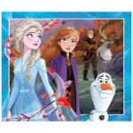 King-Puzzle-55824 Floor Puzzle - Frozen