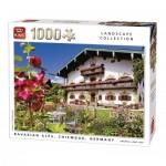 Puzzle  King-Puzzle-55854 Bavarian Alps Chiemgau
