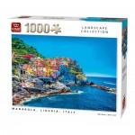 Puzzle  King-Puzzle-55856 Manarola Italy