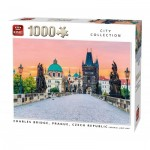 Puzzle  King-Puzzle-55859 Charles Bridge Prague