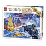 Puzzle  King-Puzzle-55872 Polar Express