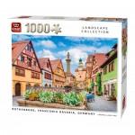 Puzzle  King-Puzzle-55883 Rothenburg Germany
