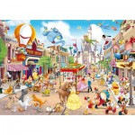Puzzle  King-Puzzle-55886 Disneyland