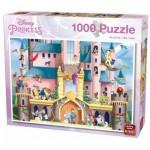 Puzzle  King-Puzzle-55917 Disney Princess