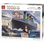 Puzzle  King-Puzzle-55933 Titanic Movie Edition