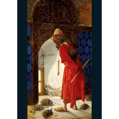 Puzzle KS-Games-11087 Osman Hamdi Bey: The Turtle Trainer