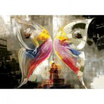 Puzzle  KS-Games-11257 Ali Eminoglu - Butterfly Effect
