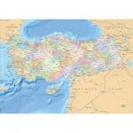 Puzzle  KS-Games-11331 Map of Turkey