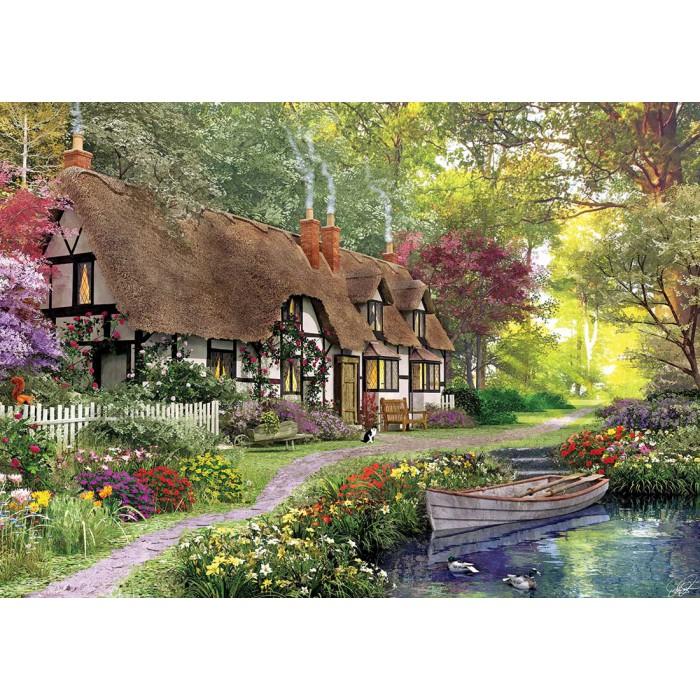 Dominic Davison: Cottage