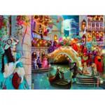 Puzzle  KS-Games-11360 Aimee Stewart: Venice Carnival