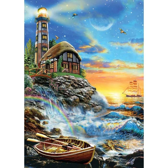 Twilight Lighthouse