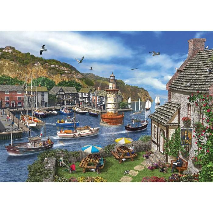 Dominic Davison: The Village Harbour