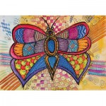 Puzzle  KS-Games-11484 Butterfly