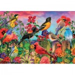 Puzzle  KS-Games-20002 Birds and Blooms