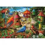 Puzzle  KS-Games-23003 Bird House Gardens