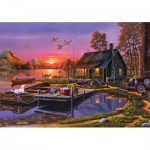 Puzzle   Lakeside Cottage