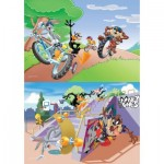 KS-Games-LT741 2 Jigsaw Puzzles - Looney Tunes