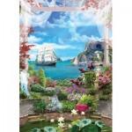 Puzzle   Paradise Bay