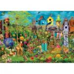Puzzle   Summer Garden