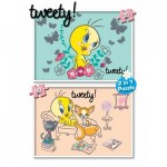 KS-Games-TW741 2 Jigsaw Puzzles - Tweety