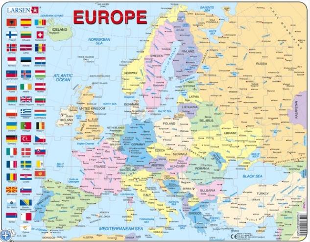 Europe Carte En Francais | My blog