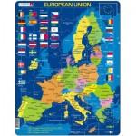 Larsen-A39-GB Frame Puzzle - European Union
