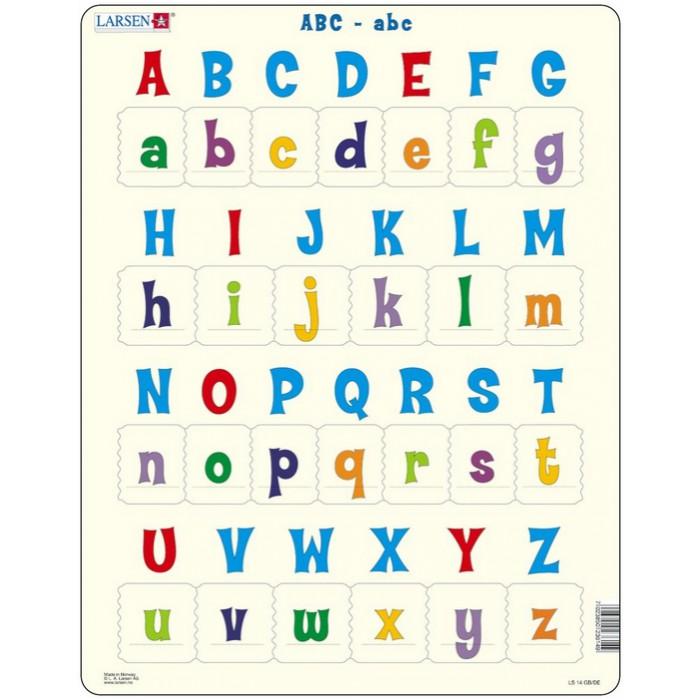 Frame Puzzle - ABC Alphabet