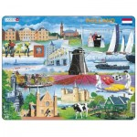 Frame Puzzle - Holland