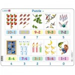 Frame Puzzle - Mathematics
