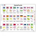 Frame Puzzle - MemoPuzzle (in Norwegian)