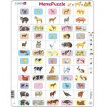Frame Puzzle - MemoPuzzle