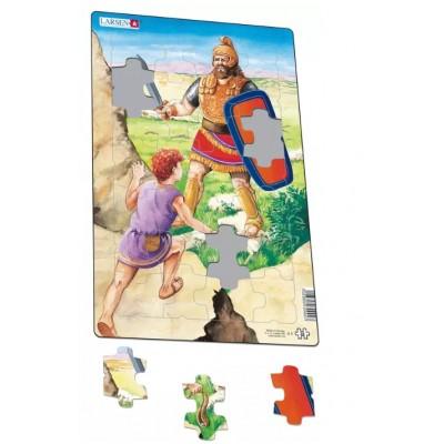 Larsen-G3-02 Frame Jigsaw Puzzle - Religious 2